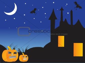 abstract halloween series5 design46