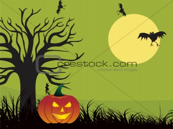 abstract halloween series5 design52