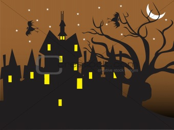 abstract halloween series5 design54