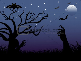 abstract halloween series5 design56