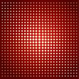Gradient background with different dots