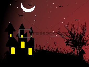 abstract halloween series5 design60