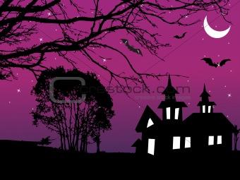 abstract halloween series5 design62