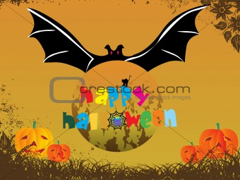 abstract halloween series5 design70
