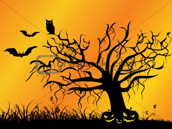 abstract halloween series5 design72