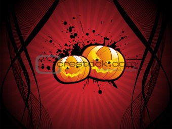abstract halloween series5 design80