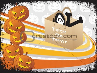 abstract halloween series5 design84