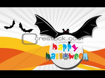 abstract halloween series5 design85