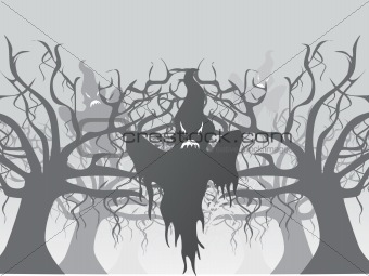 abstract halloween series5 design86