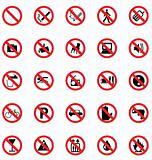 forbidden symbols