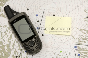 GPS and Note