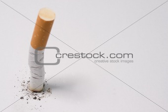 Cigarette that was put out