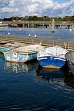 Boats in the Marina, Sea Side
