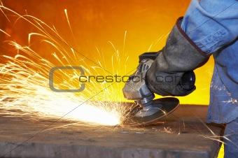 steel grind
