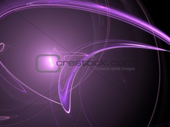 Abstract background. Purple - violet palette.