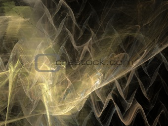Abstract background. Brown - yellow palette.