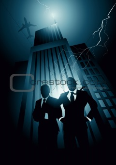 Corporate Power Plant