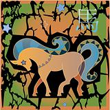 animal horoscope - horse