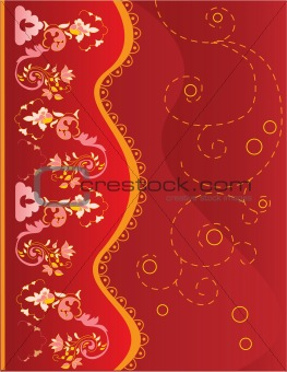 lace work background
