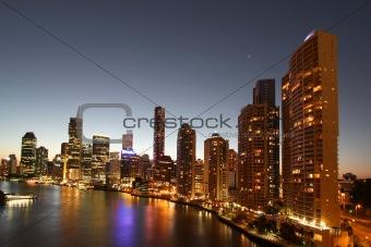 Brisbane nights
