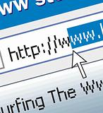Web surfing