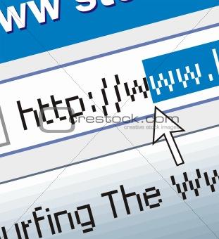 Web surfing