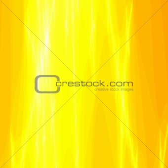 Glowing energy abstract