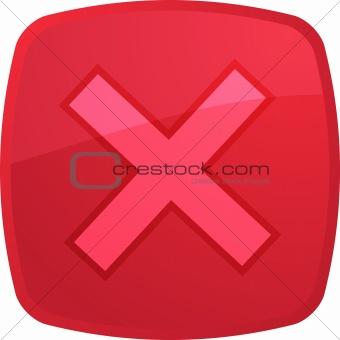 Cancel navigation icon