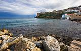 Seascape in Koroni, southern Greece