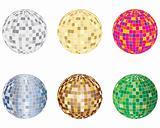 disco spheres