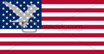 American flag 2.