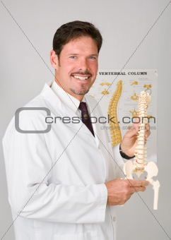 Handsome Chiropractor