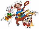 Hornies Band