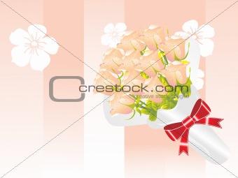 beautifull flower bouque series design7