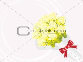 beautifull flower bouque series design8