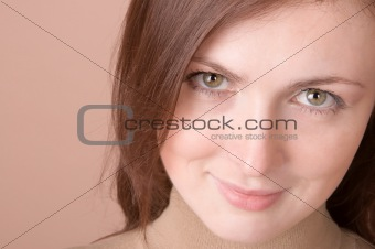 Young woman portrait