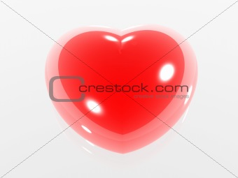 candies as valentine heart shape