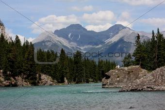 Bow River, Banff