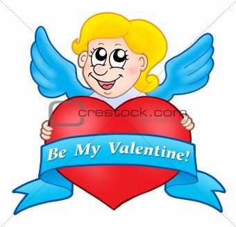 Valentine banner 04