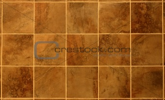 Beautiful Reddish Brown Tile