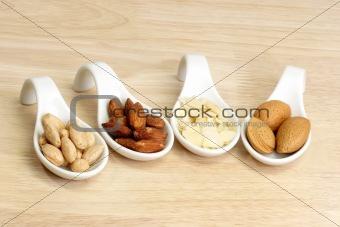 Almonds variety