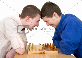 Boys to play chess