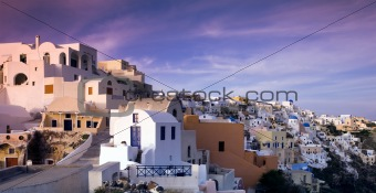 Afternoon in Oia