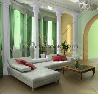 green penthouse