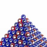 politic pyramid