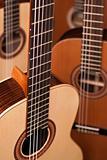 Guitars Background