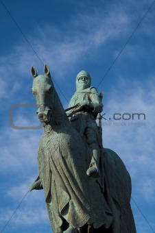 For Freedom Alone – Robert Bruce Monument, Bannockburn, Scotland