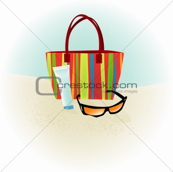 Beach Bag Sunglasses