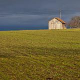 field hut