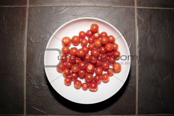 bowl of tomatoes 2